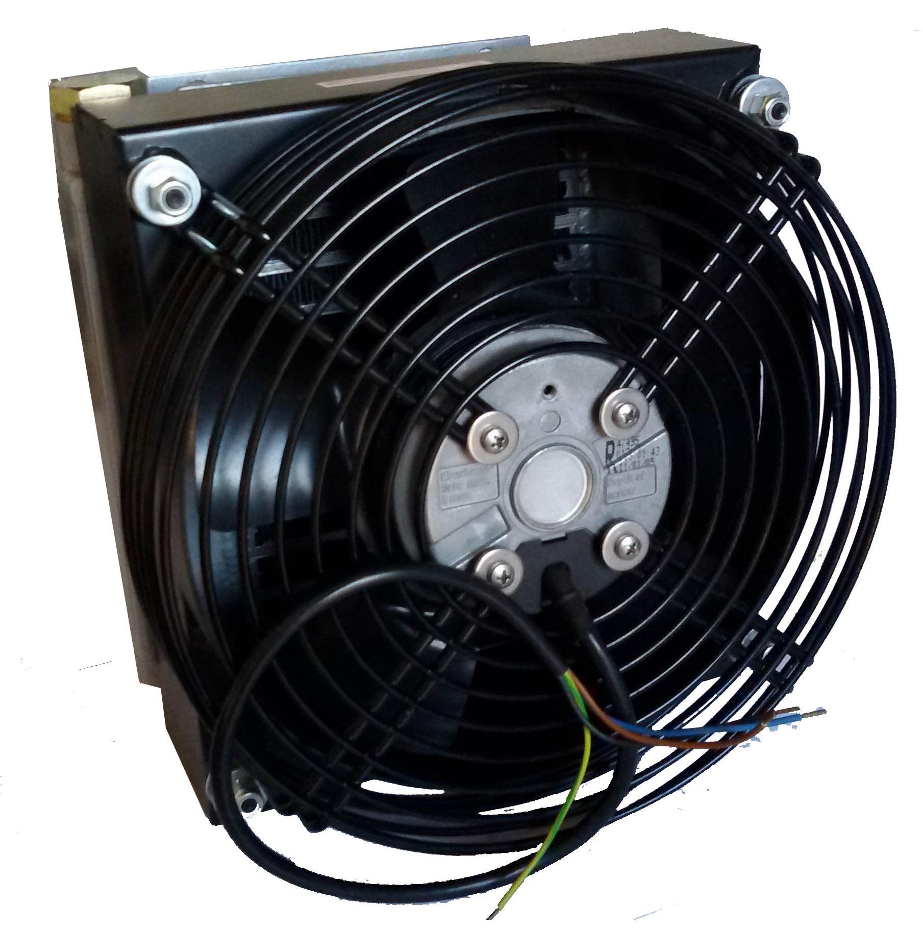 Scambiatore di calore aria olio ral 170 ira radiatori ebay - Scambiatore di aria ...
